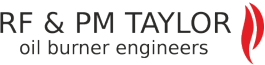 RF & PM Taylor Ltd | Oil Burner Engineers